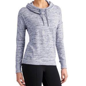 Athleta Blissful Cowl Neck Sweater